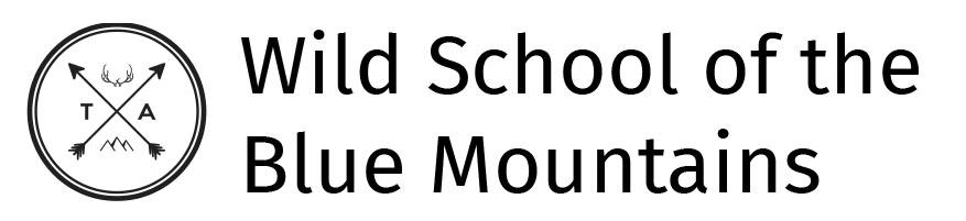 Wild School of the Blue Mountains Logo